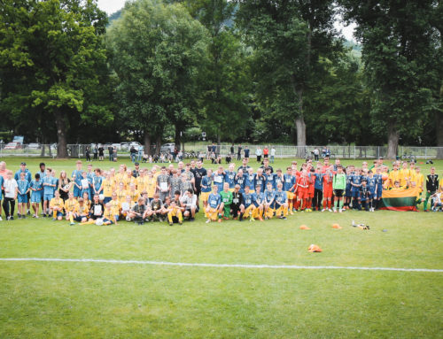 8. Internationales Jugendfußballturnier