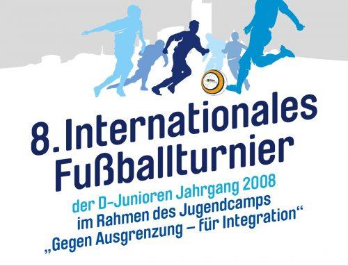 8. Internationales Fußballturnier der D-Junioren
